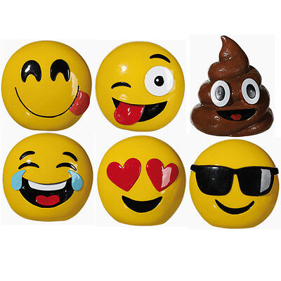 Emoji Money Box Coins Savings Funny Gift Icon Emotion Piggy Bank Kids Novelty