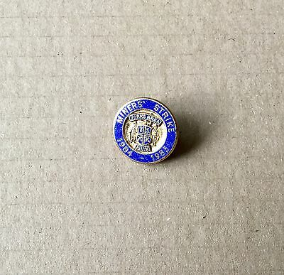 Small Miners Strike 1984/85 Yorkshire Area Num Colliery Pit Miners Mining Badge