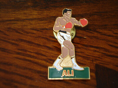 Muhammad Ali Caricature Pin, awesome 1-1/2 inch LTD Edition of 300