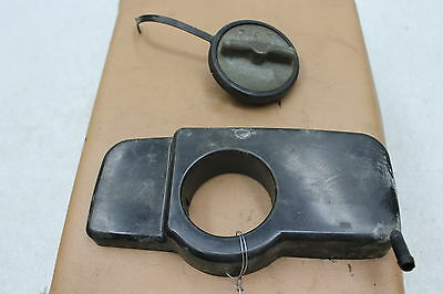 1984 Honda Gl1200 Goldwing (#222) Gas Fuel Cap Cover Overflow Tray