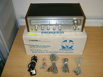 Pioneer Stereo Receiver Model SX-450