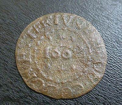 Colchester Essex 17th Century Token W115 Andrew Formantel 1/4d 1662