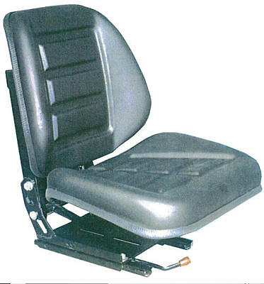 New Holland Tractor seat Tractor Seat Driver's seat PVC Vario Console