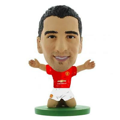 Official Licensed Product Manchester United SoccerStarz Henrikh Mkhitaryan Home