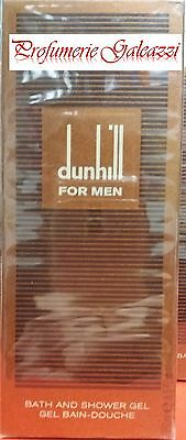 DUNHILL FOR MEN BATH AND SHOWER GEL - 250 ml