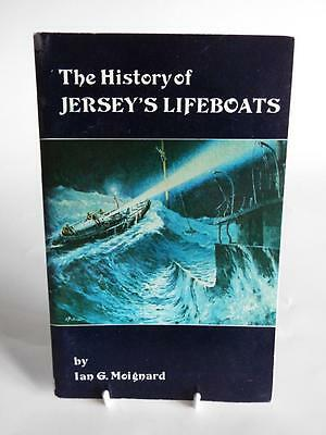 The History Of Jersey's Lifeboats - Channel Islands R.n.l.i