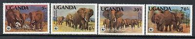Uganda MNH 1983 Endangered Species