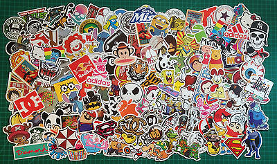 New - 100 Sticker Bomb Decal Vinyl Roll Car Skate Skateboard Laptop Luggage JDM