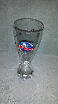 Planet Hollywood Las Vegas Pilsner Glass Tall Glass