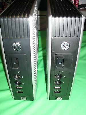 Lot of 2 HP T510 Thin Client