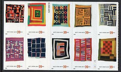USA  MNH 2006 Quilts of Gee's Bend - Self-Adhesive