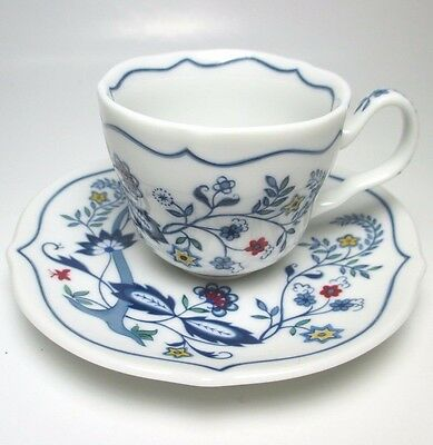 NIB 1984 Avon Collection Netherlands Small Cup & Saucer