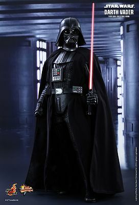 STAR WARS - Darth Vader 'A New Hope' 1/6th Scale Action Figure (Hot Toys) #NEW