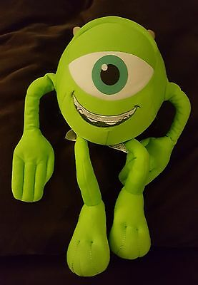 """Action Eye talking 13"""" Mike Wazowski from Monsters Inc.!"""