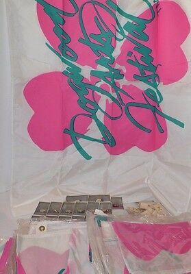 KNOXVILLE TN Dogwood Arts Festival HUGE Vintage Lot of WATCHES FLAGS PINS 1997