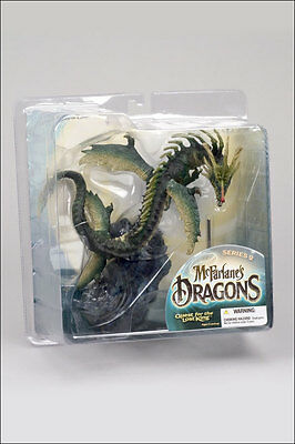 "McFarlane Dragons Series 2: Water Dragon Clan 6"" Figure"
