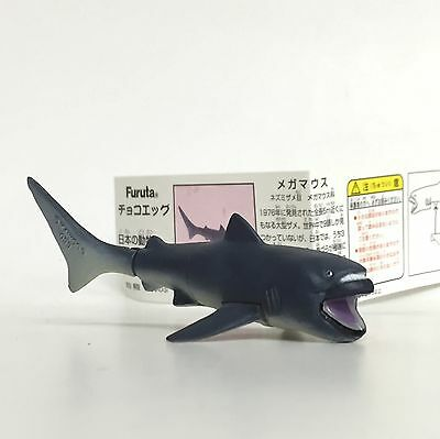 Choco Egg Mini Figure Megamouth Shark Kaiyodo Furuta Japan