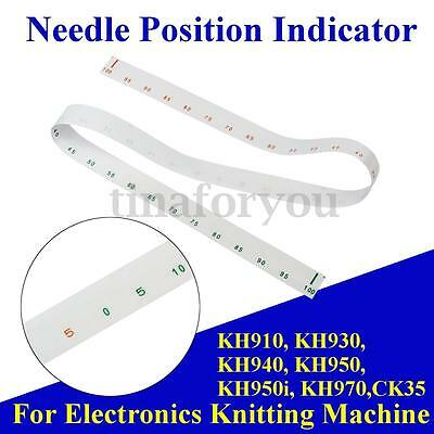 Needles Position Indicator For Brother Electronic Knitting Machine KH940 950 970