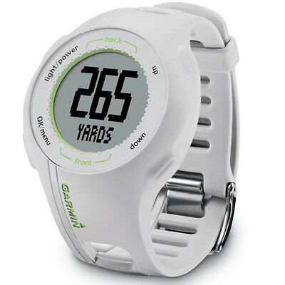 Garmin Approach S1 GPS Golf Watch & Range Finder NOH - White