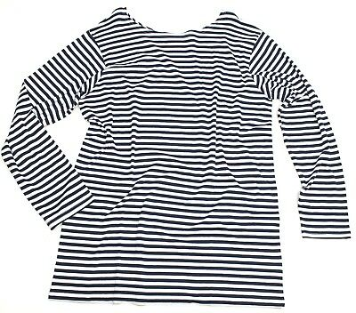 Russian Army / Navy Marines Telnyashka Long Sleeve Striped T Shirt