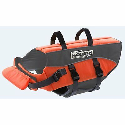 Outward Hound DOG LIFE JACKET Saver Preserver Safety Vest ORANGE XS