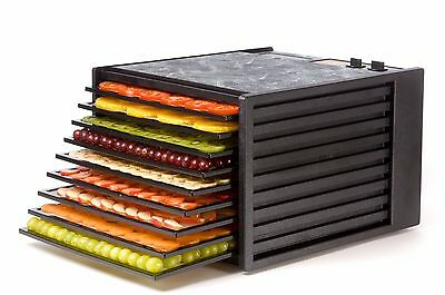 Excalibur 9 Tray Dehydrator With Timer Black 4926T