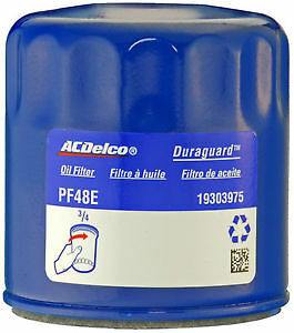 AC Delco PF48E OEM GM oil filter