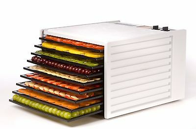 Excalibur 9 Tray Dehydrator With Timer White 4926T| UK Stockist