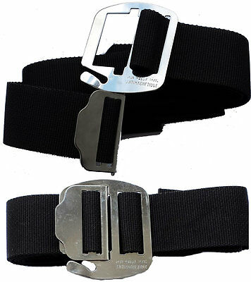 Scubapro diving weight belt with stainless steel buckle                    (tm4)