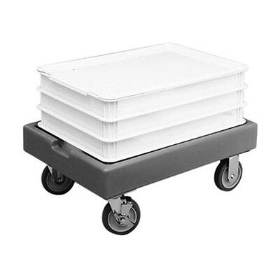 Cambro CD1826PDB131 Dough Box Camdolly (Dark Brown)