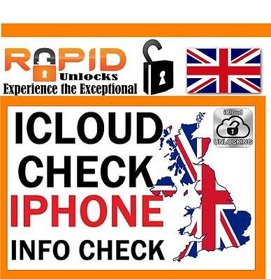 Icloud Check Checker Service For Icloud Activation Removal Service