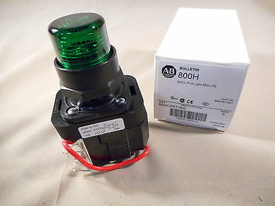 ALLEN BRADLEY 800H-PRT16G green pilot light (NIB)