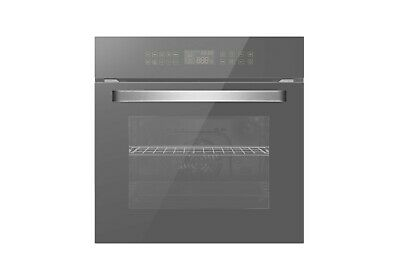 "Empava 24"" Tempered Glass Digital Controls Electric Built-in Single Wall Oven"