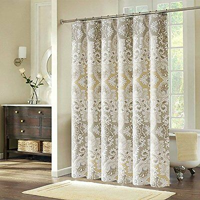 Welwo Shower Curtain Stall X Long Extra Long Shower Curtain Set