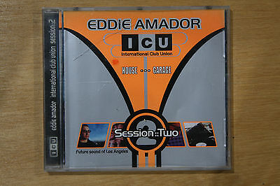 Eddie Amador ‎– International Club Union - Session::Two House Garage  (Box C105)