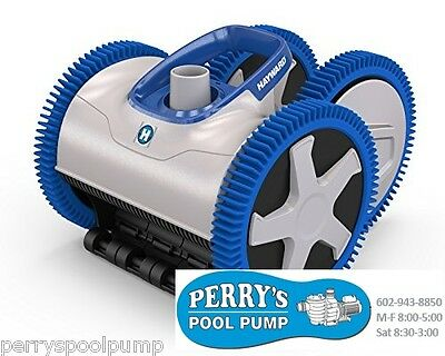 Hayward AquaNaut 400 Suction Side 4 wheel suction Swimming Pool Cleaner PHS41CST