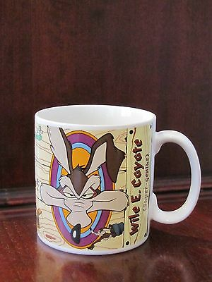WILE E. COYOTE Looney Tunes Coffee Mug by APPLAUSE Free Shipping!