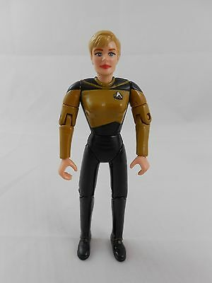 Star Trek The Next Generation Natasha Yar Action Figur 1995 Playmates Figure