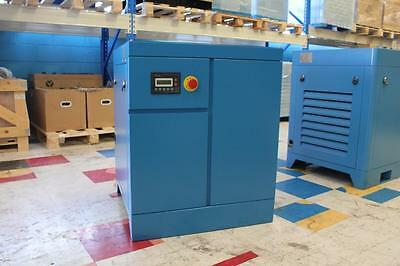 Rotary Screw Air Compressor 7.5Kw 10Hp 8Bars 42Cfm Belt Driven High Pressur