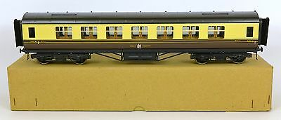 EXLEY O GAUGE GREAT WESTERN ALL 3rd COACH MAINLY VERY NEAR MINT