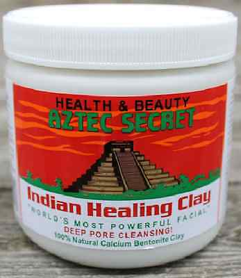Aztec Secret Indian Healing Clay Facials Acne Pore Cleansing Free & Fast Post