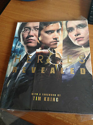 Heroes Revealed: Featuring series 1, 2 and 3 (Dk),GOOD Book