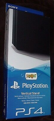 Official Sony PlayStation 4 Vertical Stand PS4 NEW SEALED