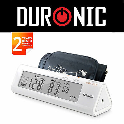Duronic BPM450 Intelligent Medically Certified Upper Arm Blood Pressure Monitor