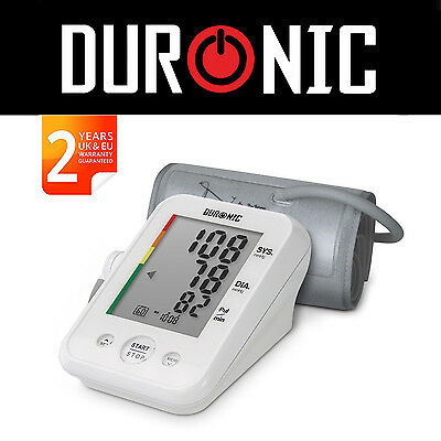 Duronic BPM150 Intelligent Medically Certified Upper Arm Blood Pressure Monitor