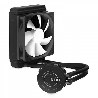 NZXT Kraken X31 120mm Variable Speed Liquid Water AIO CPU Cooler
