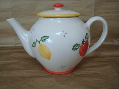 Laura Ashley Summer Fruits Teapot