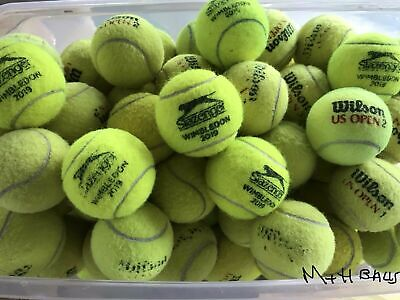 15 Used Tennis Balls for Dogs Good Condition Washed & Sanitised and Pet Friendly