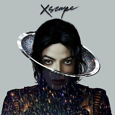 MICHAEL JACKSON Xscape 180gm Vinyl LP Gatefold Sleeve NEW & SEALED