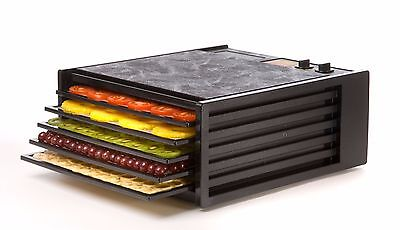 Excalibur 5 Tray Dehydrator With Timer Black 4526T